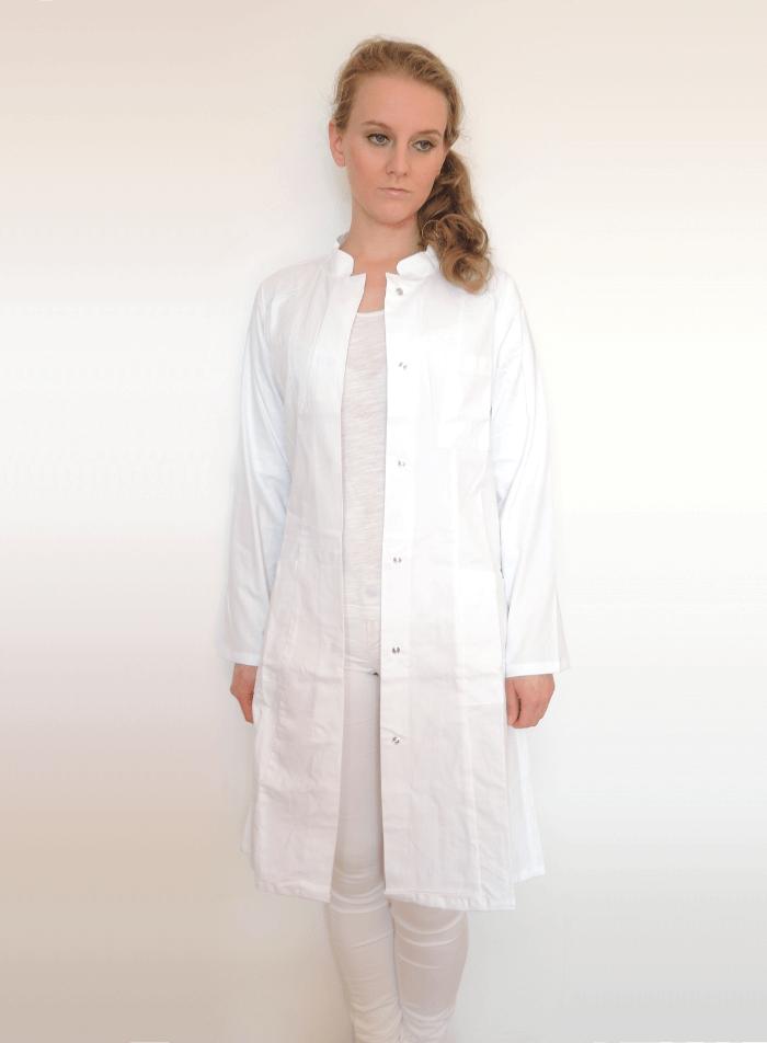 Visitenkittel | Arztkittel aus Baumwolle von Exner