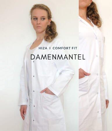Hiza-Damenmantel-Damenkittel-Comfort-Fit-Baumwolle