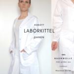 Kokott Laborkittel aus Baumwolle