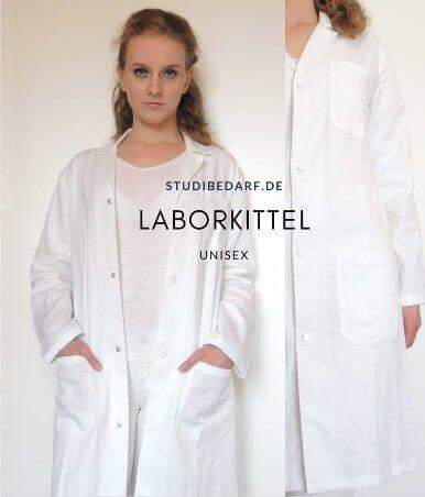 Studibedarf-Laborkittel-Günstig-Baumwolle-Unisex