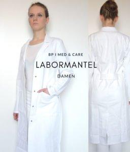 BP Laborkittel | Damenmantel Med&Care