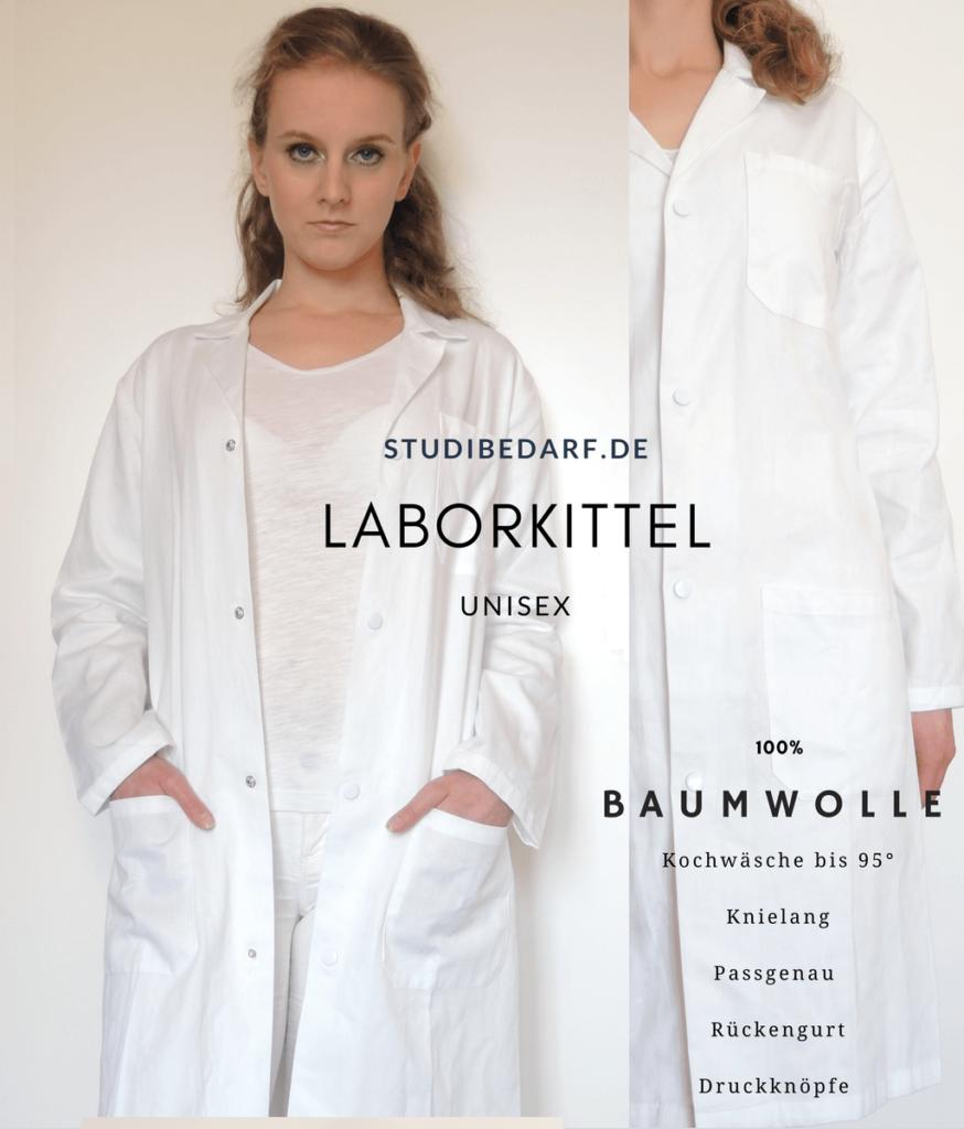 Laborkittel von Studibedarf – Testbericht