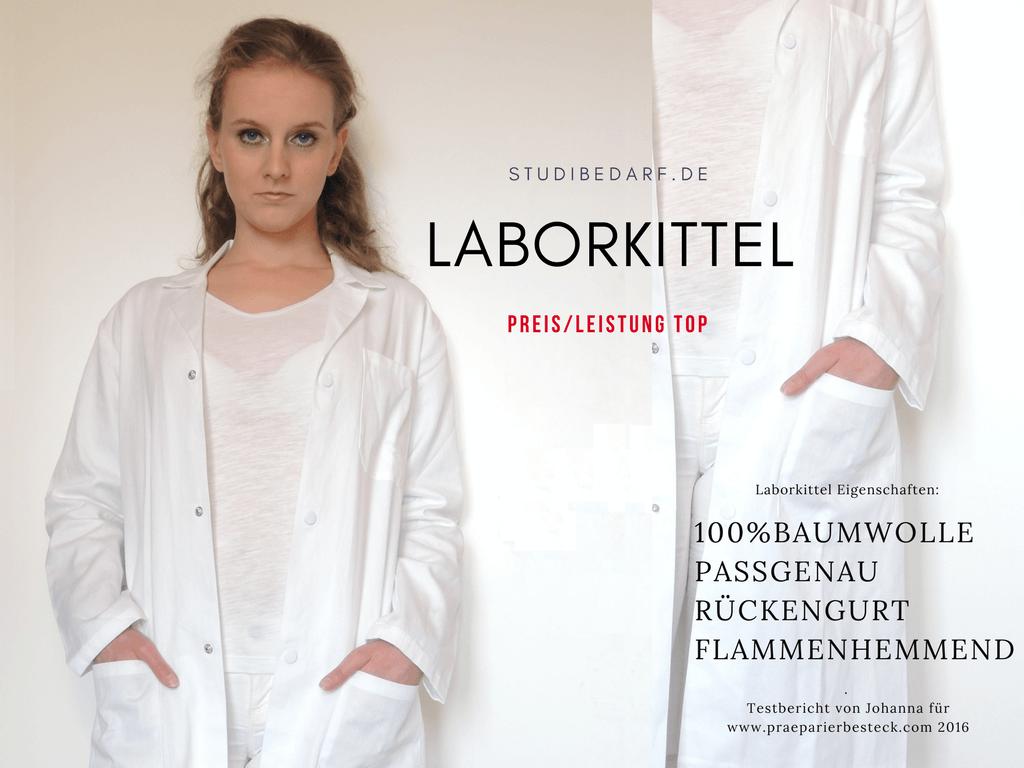 Laborkittel Studibedarf