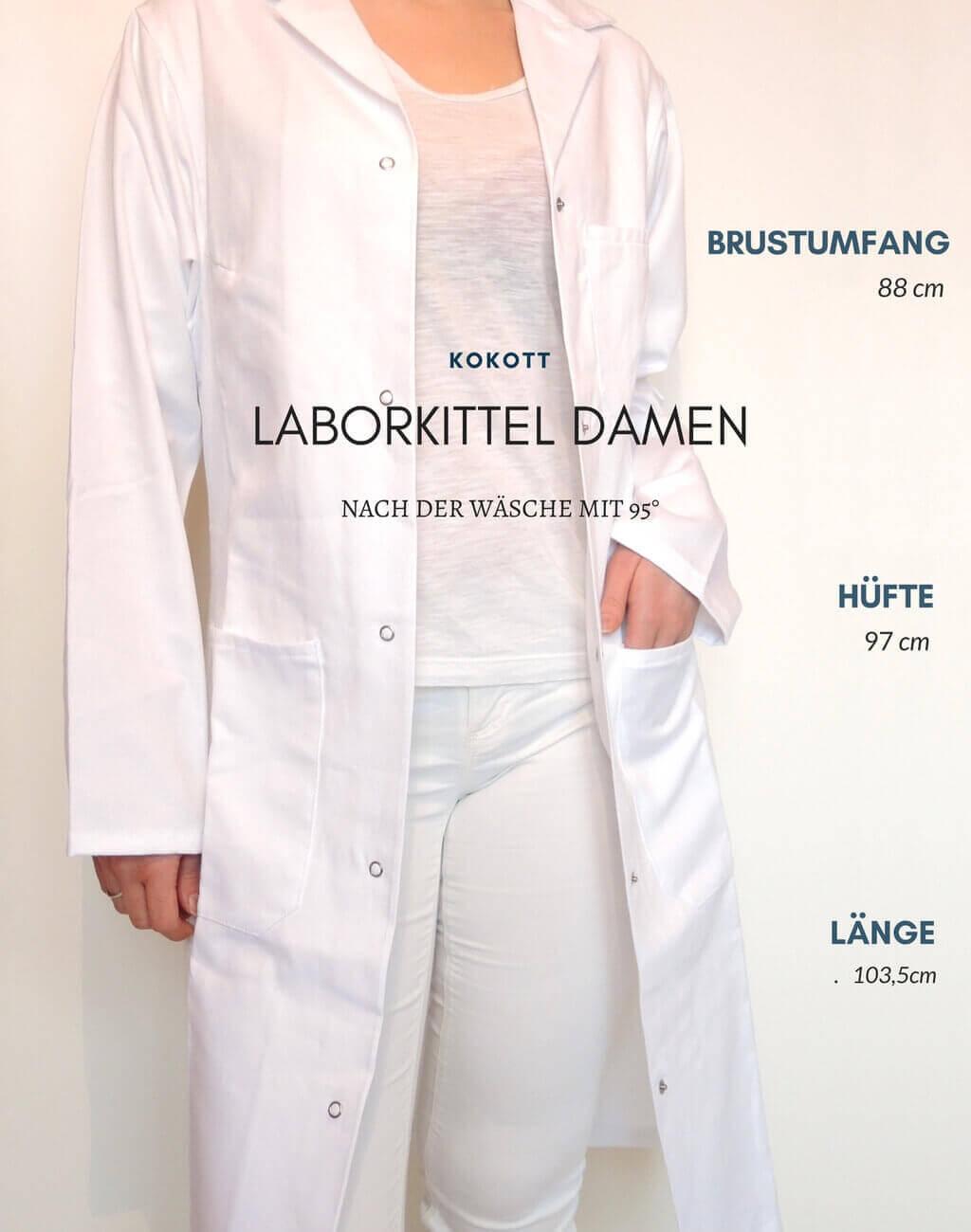 Kokott-Laborkittel-Damen-tailliert-Maße-1